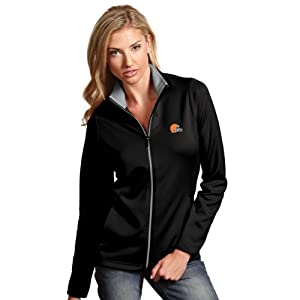 NFL Cleveland Browns Women's Leader Jacket from Antigua