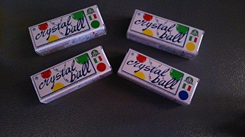 Crystal Ball - Le uniche, vere bolle di plastica , 4 CONFEZIONI