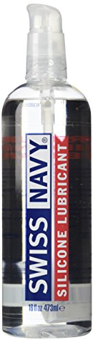 MD Science Lab Swiss Navy 16 Oz - Silicone Lube