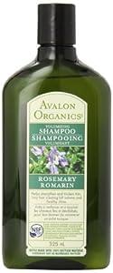 Avalon Organics Shampoo, Rosemary, 11 Ounce (Pack of 2)
