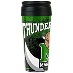 Buy NCAA Marshall Thundering Herd 16-Ounce Travel Mug by WinCraft
