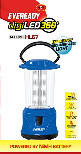 HL67 Rechargeable Emergency Light