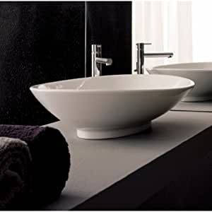 Neck Above Counter Bathroom Sink - Vessel Sinks - Amazon.com