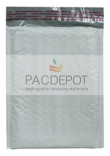 "(250) #00 5"" x 10"" Poly Bubble Mailer Padded Envelopes 250/cs"