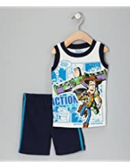 Disney Toy 2pc Cotton Jersey Short Set Toddler