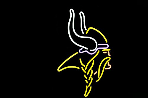 Minnesota Vikings Neon Light Vikings Neon Sign Neon
