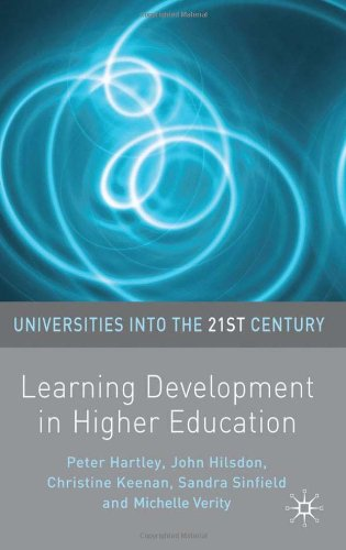 Learning Development In Higher Education (Universities Into The 21St Century) front-977988