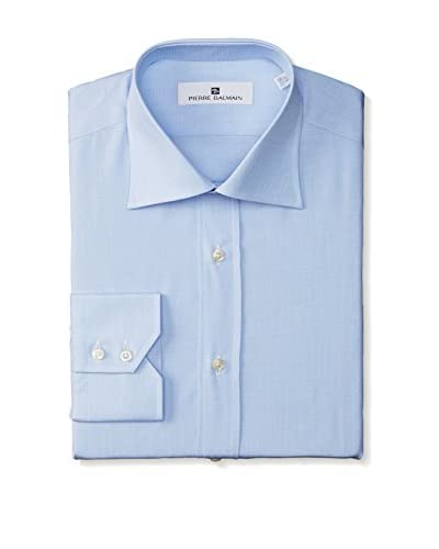 Pierre Balmain Men's Solid Dress Shirt