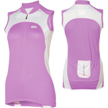 Buy Low Price Louis Garneau Women's Beeze Sleeveless Cycling Jersey (B003PGQ6ZE)