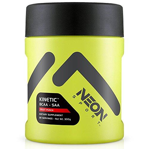 Néon Sport BCAA Kinitic et SAA acides aminés