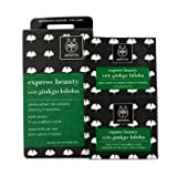 Apivita Express Beauty Dark Circles & Eye-Puffiness Mask with Ginkgo Biloba 6x(2x2ml)