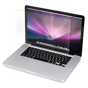 "MacBook Pro 15.4"" Crystal Screen Guard Protector"