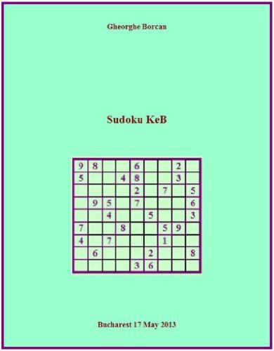sudoku-keb-english-edition