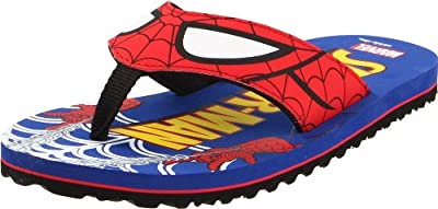 Stride Rite Spider-Man Flip Flop Sandal (Toddler/Little Kid)