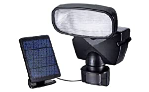 The Motion Operated Centurion Solar Security Outdoor Light