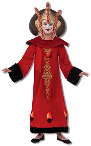 Queen Amidala Deluxe Kids Costume