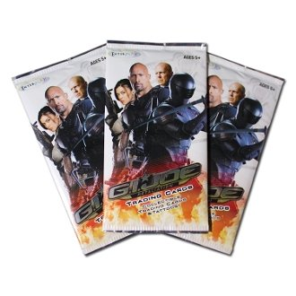 G.I. Joe: Retaliation Trading Card Fun Packs
