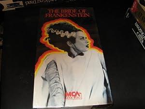 Bride of Frankenstein [VHS]