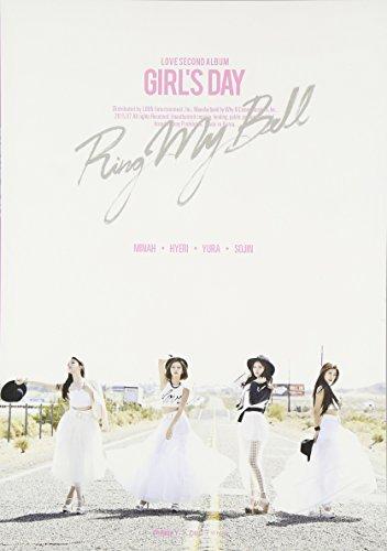 2集 - Love Girl's Day バージョン(韓国盤)