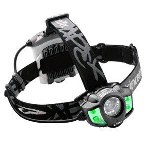 Princeton Tec Apex 275 Lumen Led Headlamp W/ Green Leds - Black