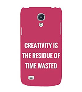EPICCASE innovation Mobile Back Case Cover For Samsung Galaxy S4 Mini (Designer Case)