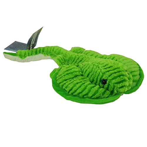 Adventure Planet Plush - STINGRAY ( GREEN - 8 inch )