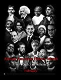 African American History Month 2014 Poster Civil Rights in America (B14A)