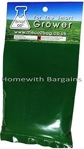 Bolsa di Anidrite Carbonica Naturale per Coltivo CO2 Smart Bag (10m²)