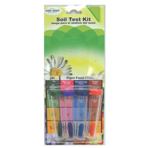 Ferry Morse 980 Soil Test Kit