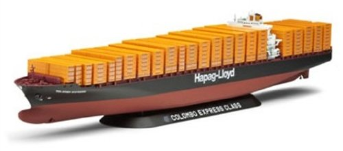 Revell AG Germany 1/700 Colombo Express Ship Model Kit (Cargo Ship Model compare prices)