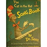 Cat in the Hat Song Book (0394916956) by Seuss