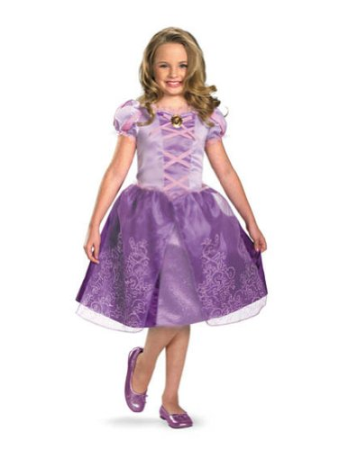 Baby-Toddler-Costume Rapunzel Tangled Classic Toddler Costume 3T-4T