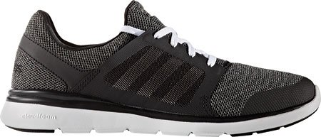 Adidas Performance Women's Cloudfoam Xpression W Cross-Trainer Shoe, Black/White/Onix, 9 M US