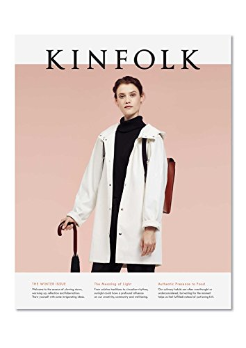 Kinfolk Volume 14: DISCOVERING NEW THINGS TO COOK, MAKE AND DO