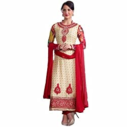StarMart Womens Cotton Straight Dress Material CRYSTLE BRASSO VOL-2 - 2014