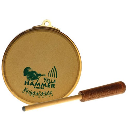 Knight & Hale Yella Hammer Turkey Pot Call