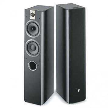Focal CHORUS716BK Enceinte pour MP3 & Ipod Noir