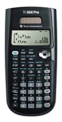 Texas Instruments TI-36 X Pro Scientific Calculator