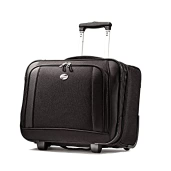American Tourister Luggage Ilite Supreme Wheeled Boarding Bag, Black, 17 Inch
