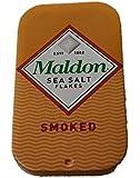 Maldon Smoked Sea Salt Pinch Tin - 0.35 Oz