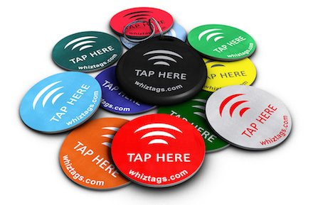 whiztags-ntag213-pvc-nfc-tags-with-3m-adhesive-backing-for-samsung-galaxy-s6-s5-s4-note-4-htc-one-x-