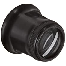 "Donegan V350-2 Jewelers Eye Loupe with Lens, 5x Magnification, 2"" Focal Length"