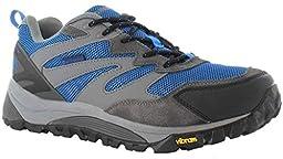 Hi-Tec 52039 Men\'s V-Lite Sphike Low WP Blue/Graphite/Cool Grey 7 M US