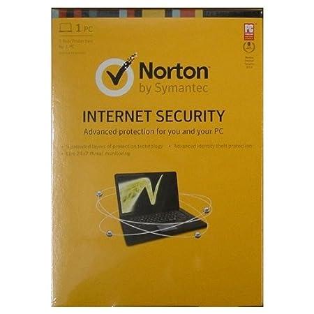 Symantec SY-NIS2013-RT1U Norton Internet Security 2013 - 1PC