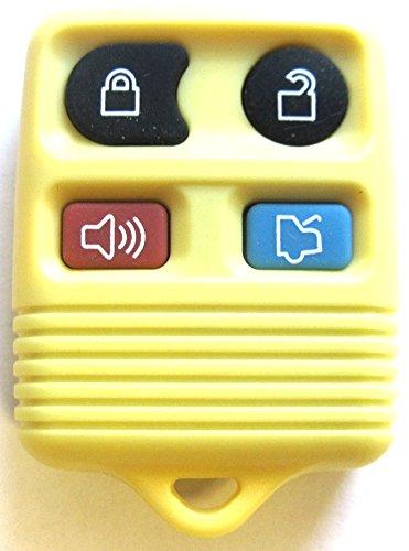 1998-2007 Mercury Sable **YELLOW** Keyless Remote FCC ID: CWTWB1U331 / CWTWB1U345 ноутбук dell inspiron 5567 5567 1998 5567 1998