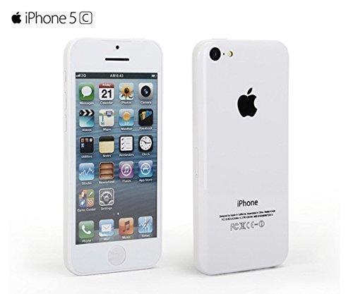 Apple Iphone 5c 32gb Sim Free Unlocked Mobile Phone - White New Retail...