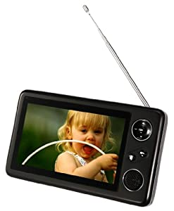 Odys Pocket TV43 Cosmo TV LCD Portable 4