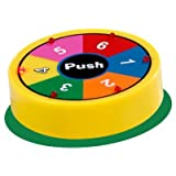 Electronic Spinner Game Counter - Super Duper Educational Learning Toy For Kids
