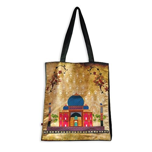The Bombay Store Jhola Bag Taj (Multicolor)