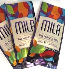 Mila The Miracle Seed Small 30 Single Serving Packets Healthy